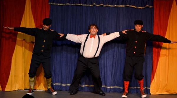 Mostra de 15 anos da Cia Circo de Bonecos